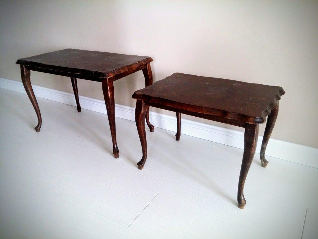 stoliki do sypialni