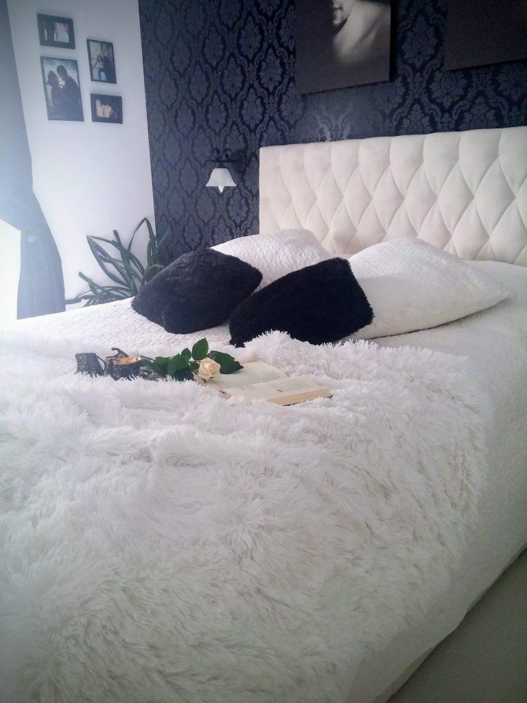 Sypialnia Biało Czarna Czy Może Być Przytulna Moim Zdaniem