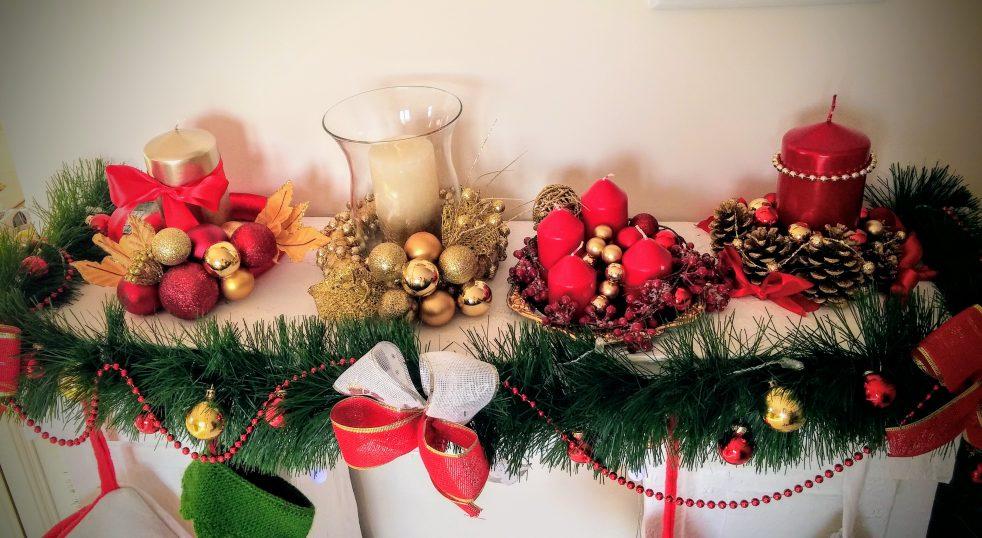 świąteczny stroik